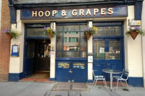 Hoop and Grapes