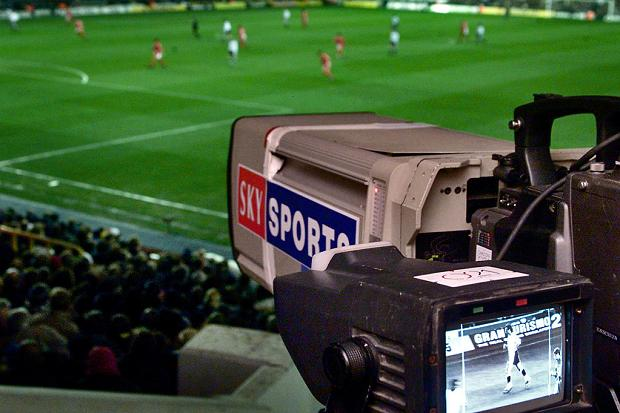 Notts County game live on Sky
