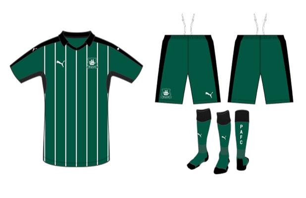 New kit revealed