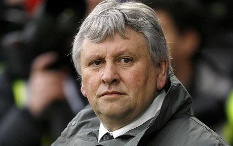 An evening with Paul Sturrock
