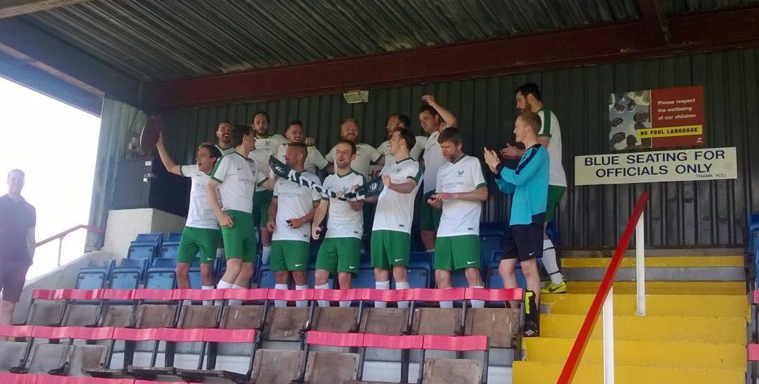 PASALB FC Victory!