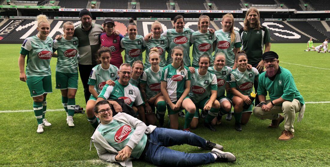 PASALB support Argyle Women's Team